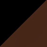 Μαύρο/Καφέ