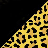Μαύρο/Λεοπάρ