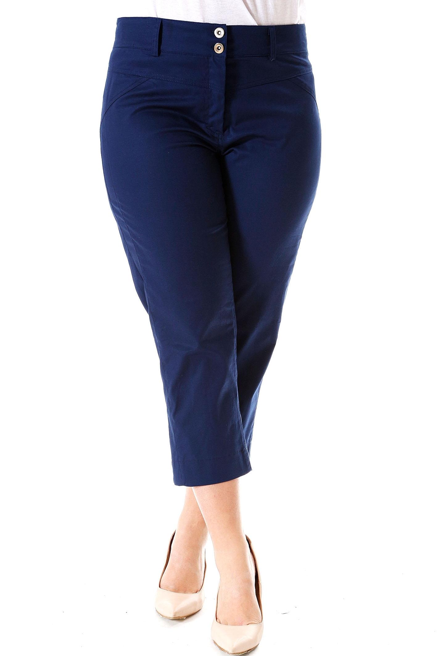 Παντελόνι γκρο κάπρι σε μπλε χρώμα νέες αφίξεις   ενδύματα   παντελόνια   κολάν   ossigeno