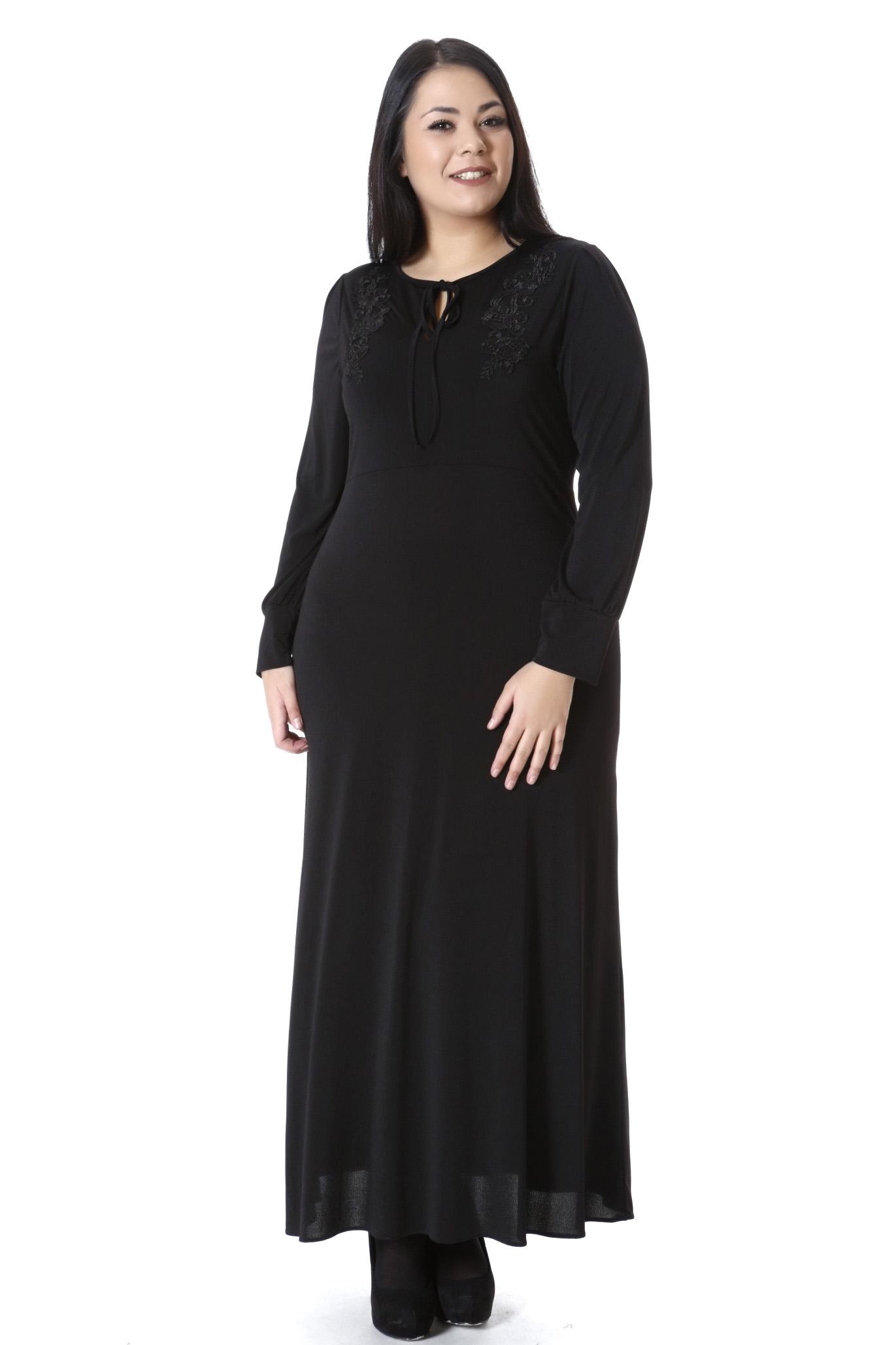 Καθημερινό μακρύ φόρεμα μαύρο νέες αφίξεις   ενδύματα   φορέματα   sunrose   brands