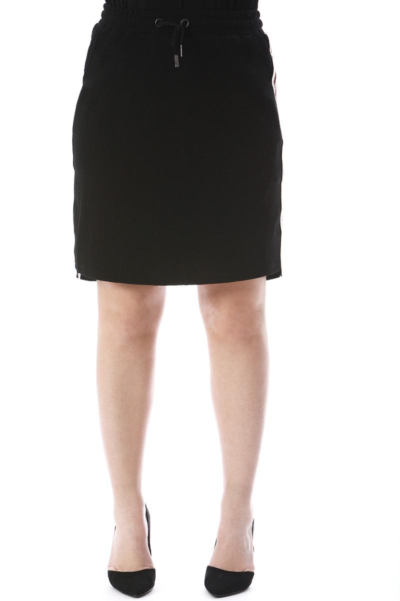 Mini φούστα με ρίγα κόκκινη νέες αφίξεις   ενδύματα   φούστες   stripe affair   zizzi   landing category   b