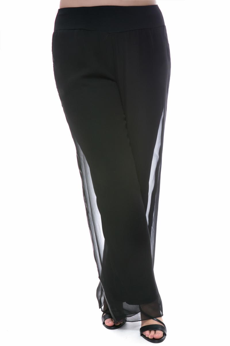Παντελόνα Χρώμα μαύρο Φαρδιά γραμμή Σταθερό ύφασμα Μακριά Ελαστικό ζωνάρι Σύνθεση100%POL Η γραμμή είναι κανονική - Συμβουλευτείτε το μεγεθολόγιο. Κατάλληλο για όλες τις ώρες και περιστάσεις. Διαθέσιμα μεγέθη από S έως 3XL. Tο μοντέλο έχει ύψος 1.75cm και φοράει μέγεθος S.