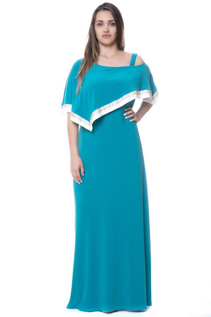 Γυναικεία   Ρούχα   Φορέματα   Μακριά   Maxi ζέρσεϋ cold-shoulder ... 68029527591