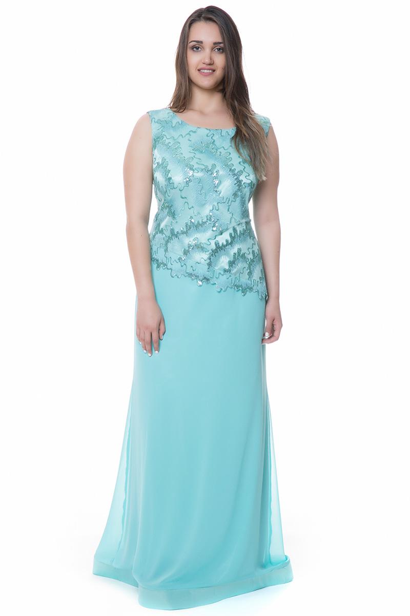 cb24bc0d7908 Γυναικεία Φορέματα σε Μεγάλα μεγέθη - Plus size χρώματος ΠΡΑΣΙΝΟ ...