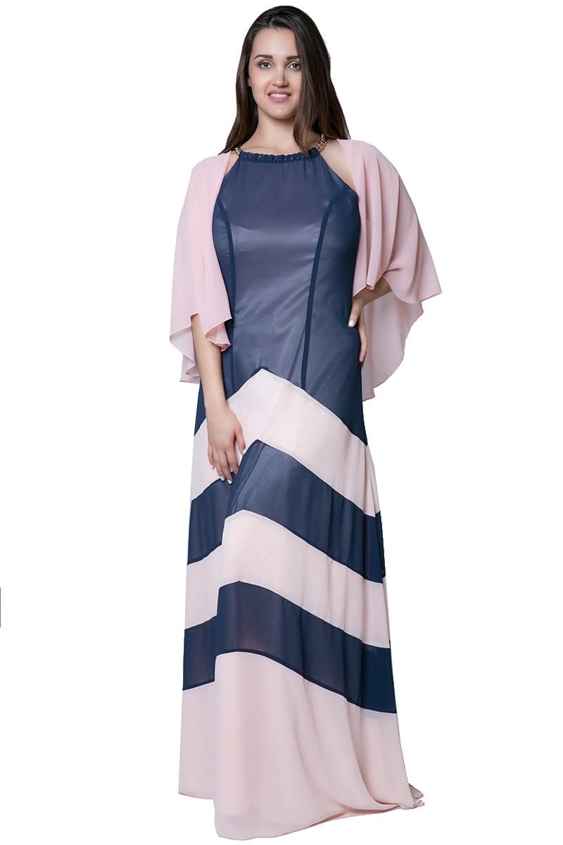 Φόρεμα maxi με αλυσίδα 4b739e7faac