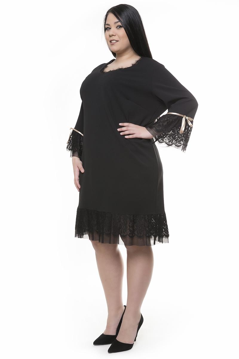 Φόρεμα midi μαύρο νέες αφίξεις   ενδύματα   demi φορέματα   φορέματα   brands   siderati   έως 40