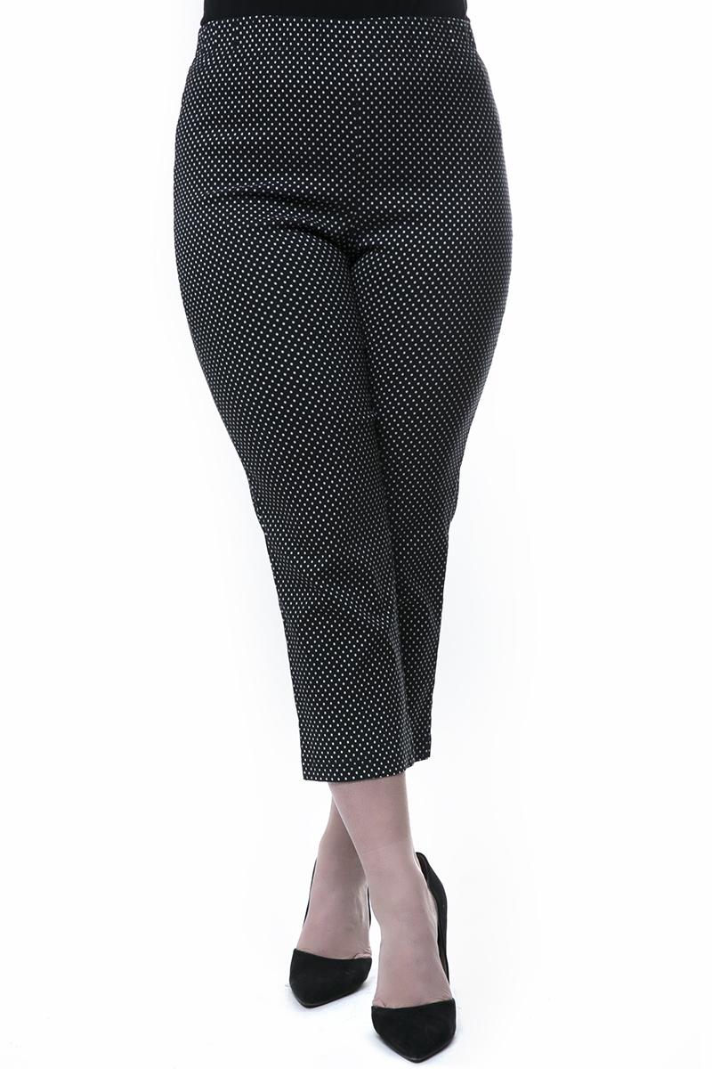 Παντελόνι πουά κάπρι μαύρο νέες αφίξεις   ενδύματα   παντελόνια   κολάν   brands   sunrose