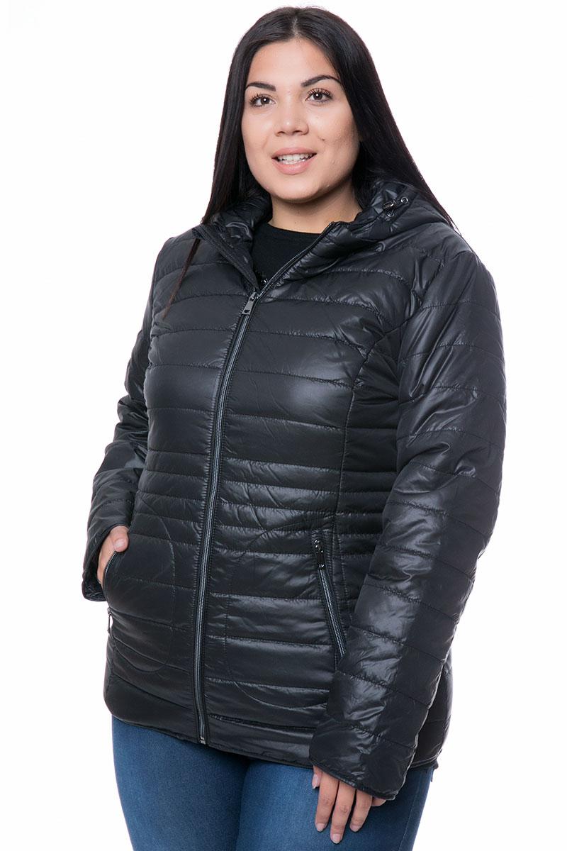 Μπουφάν Καπιτονέ σχέδιο Μπροστινές τσέπες με φερμουάρ Φερμουάρ για κλείσιμο Κουκούλα μη αποσπώμενη Μαύρο χρώμα Μακρύ μανίκι Ίσια γραμμή Διαθέσιμα μεγέθη από S έως 3XL. Το μοντέλο έχει ύψος 1.73cm και φοράει μέγεθος Μ.