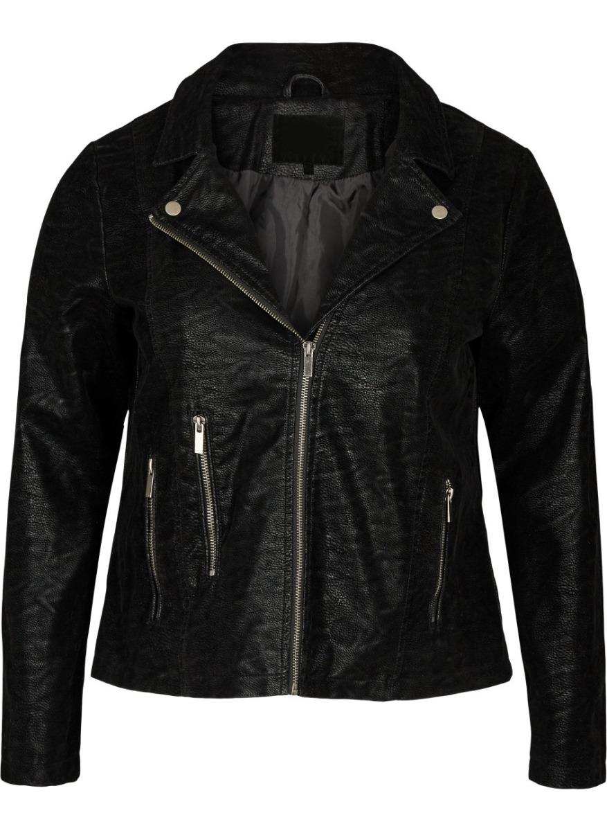 Σουέντ jacket Μαύρο χρώμα Μακριά μανίκια Με ανοιχτή λαιμόκοψη Κλείσιμο με φερμουάρ Τσέπες με φερμουάρ Διαθέτει βελούδινη υφή Σταθερό ύφασμα Σύνθεση 40%POL 10%VISC 50%POLY Η γραμμή είναι κανονική - Συμβουλευτείτε το μεγεθολόγιο. Κατάλληλο για όλες τις ώρες και περιστάσεις. Διαθέσιμα μεγέθη από 42 έως 54. Το μοντέλο έχει ύψος 1.75cm και φοράει μέγεθος 42.