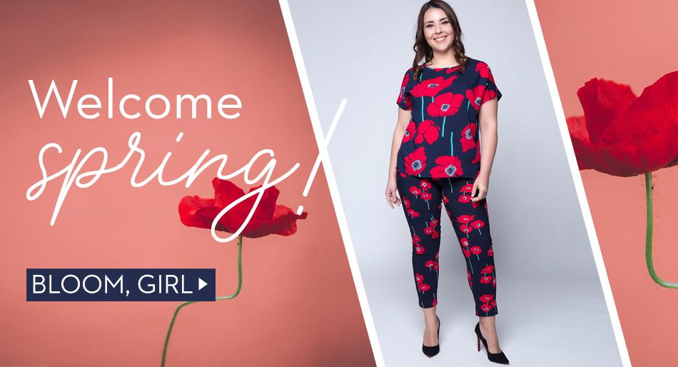 Γυναικεία ρούχα μεγάλο μέγεθος - HappySizes f05e0950fa7