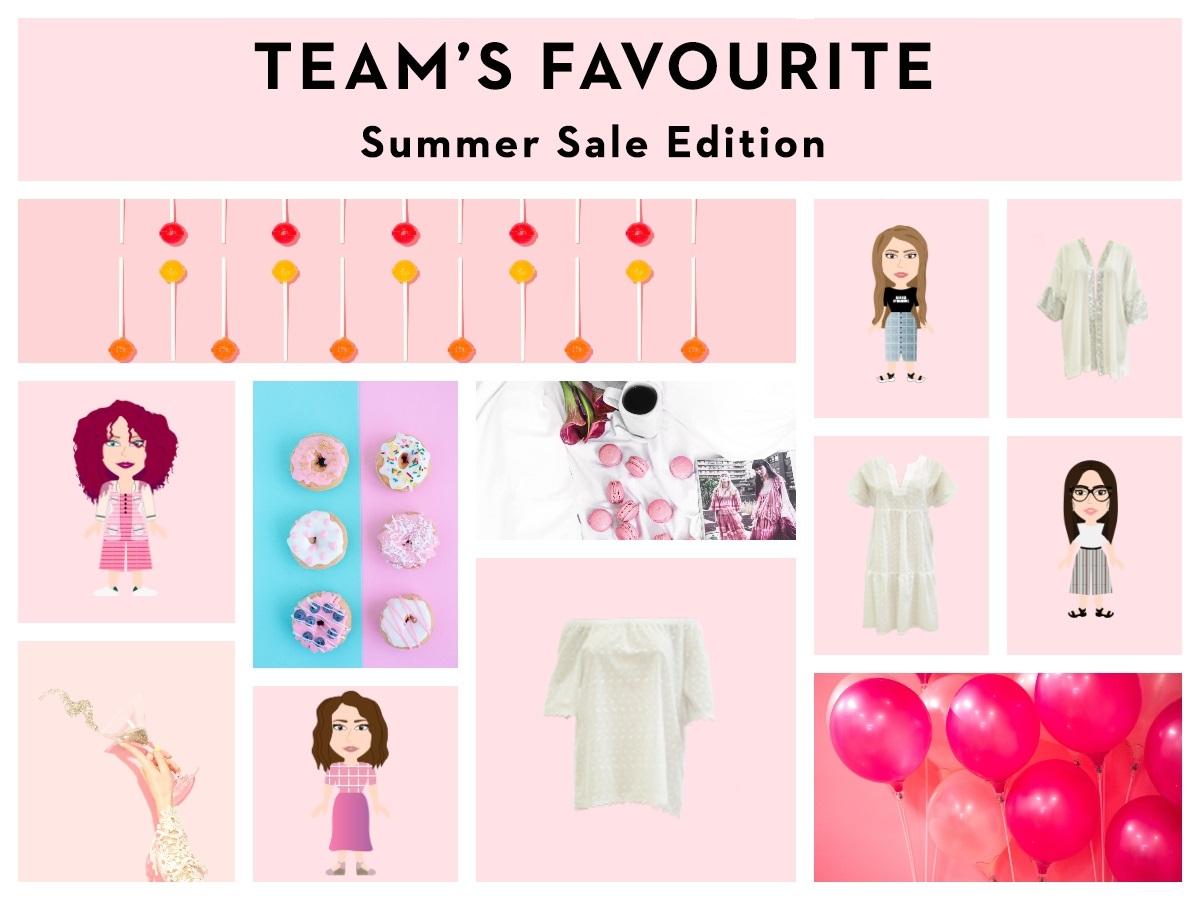 Team's Favorite: Summer Edition!