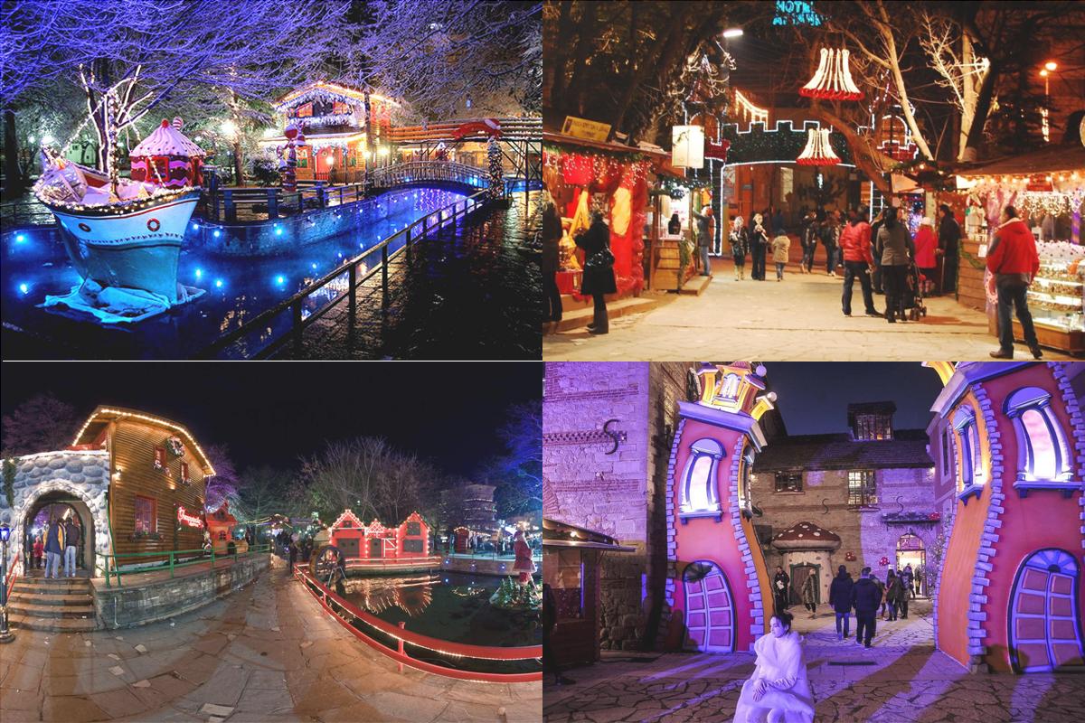 Οικογενειακοί χριστουγεννιάτικοι προορισμοί στην Ελλάδα