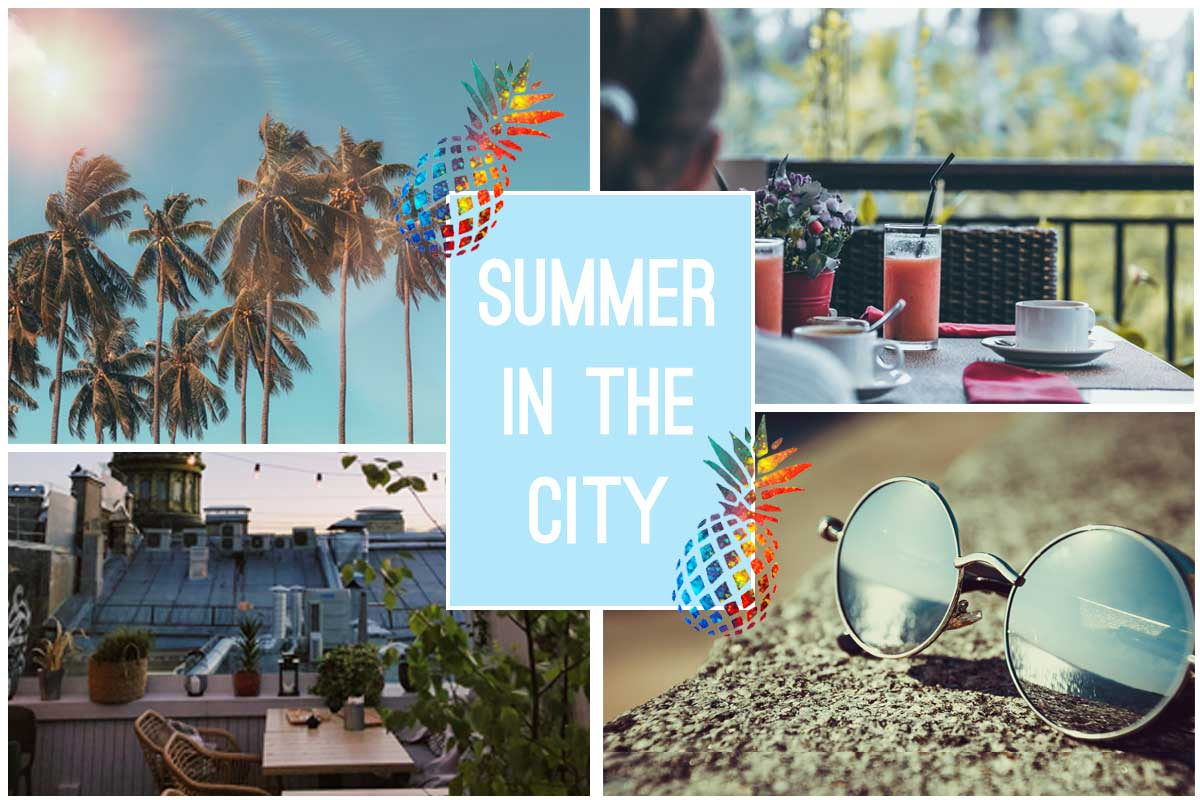 """Summer in the city: Πως να """"αποδράσετε"""" μέσα στην πόλη!"""