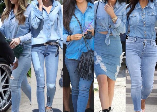 Φάκελος jeans: Do it like Kardashian!