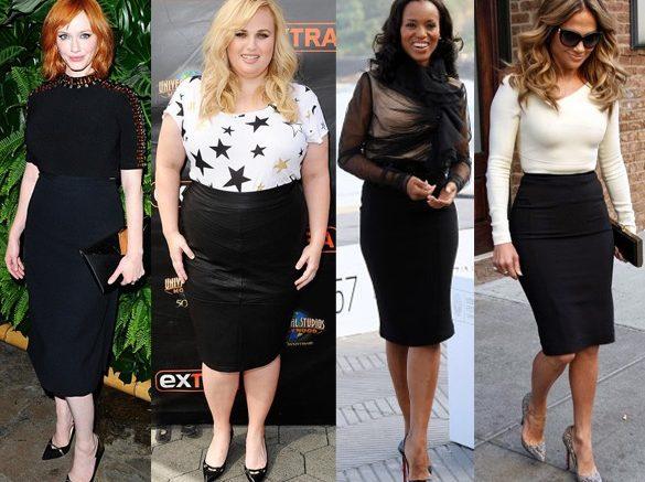 Αφιέρωμα: pencil skirts!