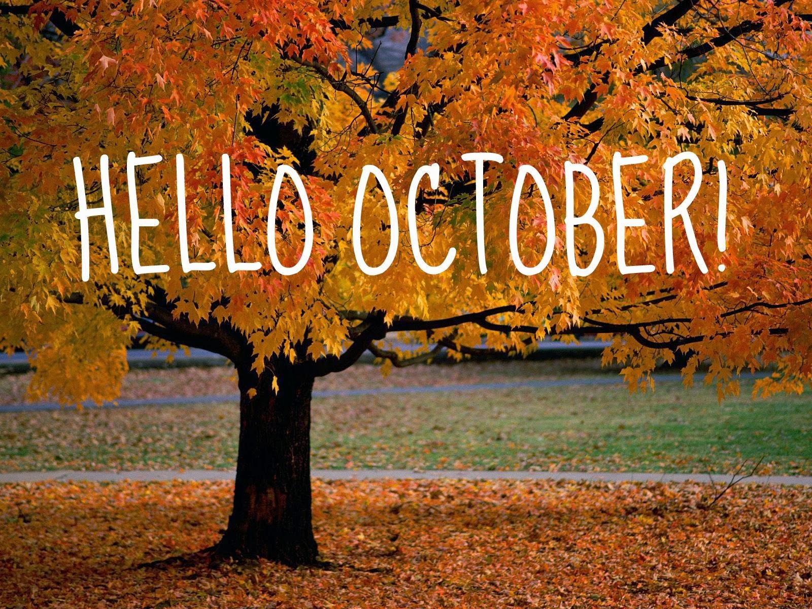 Οκτώβριος: Μήνας ανανέωσης!