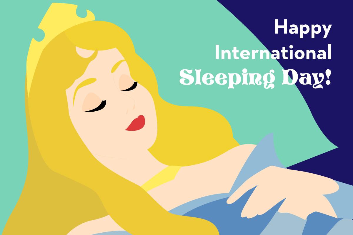 Happy ύπνος Happy  διάθεση!
