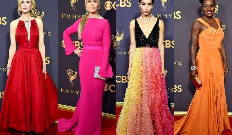 Emmys 2017: Οι πιο καλοντυμένες στο κόκκινο χαλί!